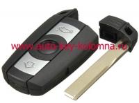 BMW  smart ключ для 1, 3, 5, 6 , Х5 series 433 MHZ, чип 7942
