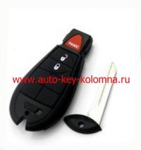 Ключ Chrysler, Jeep, Dodg PCF7941 , 433mHz Европа, Канада , 2 кнопки + Паника , FCC ID: M3N5WY783X