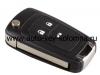 Chevrolet Cruze(хэтчбек),  remote key, 3 кнопки, 433Mhz