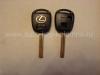Корпус ключа Lexus под пульт
