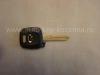 Ключ INFINITI с местом под чип