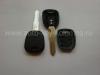 заготовка ключа Suzuki,  c местом под чип