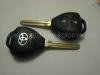 Ключ с кнопками центрального замка для ТОЙОТА  - TOY43 / ID 67 / 433MHz 2 кнопки дистанционного управления ц/з Toyota RAV4 11.2005 - 12.2008