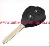 ключ с кнопками центрального замка для Toyota , DENSO 12BBY, 434MHZ, лезвие TOY43