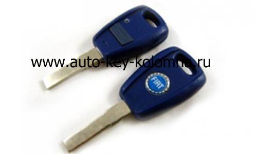 Ключ ФИАТ с местом под чип