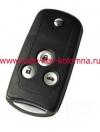 Выкидной ключ ХОНДА CR-V , 3 кнопки ,  433Мгц, 7961