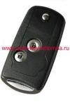 Выкидной ключ ХОНДА CR-V , 2кнопки ,  433Мгц, 7961