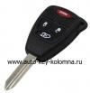 Ключ для  JEEP LIBERTY 2005-2007 3+1 кнопки, 315Mhz,  M3N5WY72XX