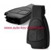 Mercedes - корпус пульта 3 кнопки (рыбка старый стиль) мягкие кнопки