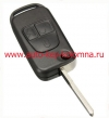 Mercedes корпус пульта, 3 кнопки, HU64