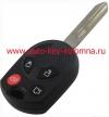 Ключ Ford   315Mhz, 4 кнопки.