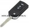 Выкидной ключ для Mazda 5wk43449d / 5wk43449e / 5wk43449f, 433 мГц ,  Siemens VDO